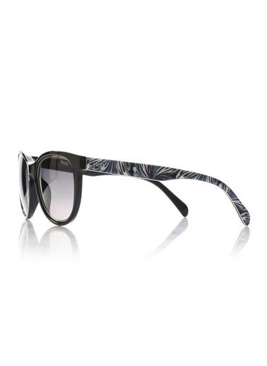 Emilio Pucci  Ep 0027 05B Kadın Güneş Gözlüğü Siyah